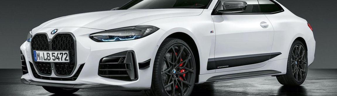 Тюнинг BMW G22 — Магазин тюнинга Autotuning-BMW.