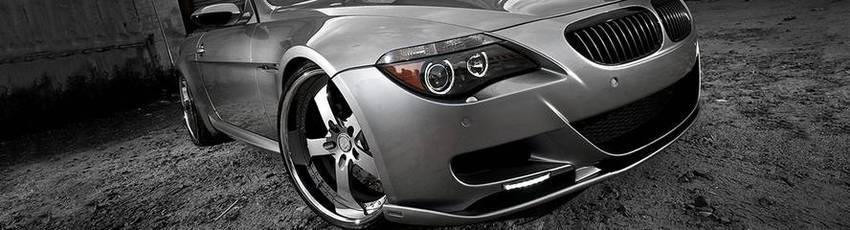 Обвесы для BMW E63
