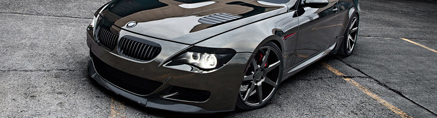 Tuning BMW E63