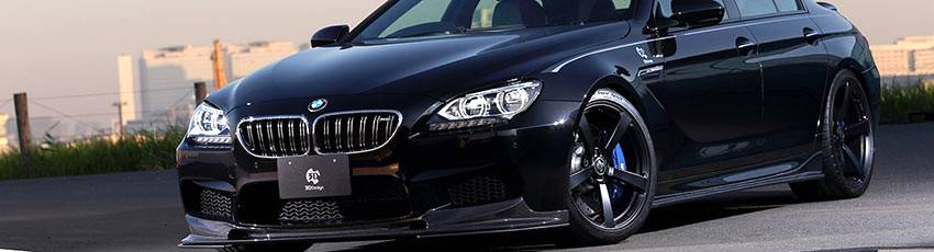 Tuning BMW F06 Gran Coupe
