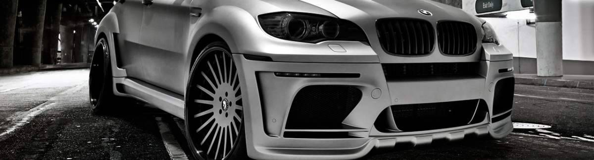 Tuning BMW X6 E71