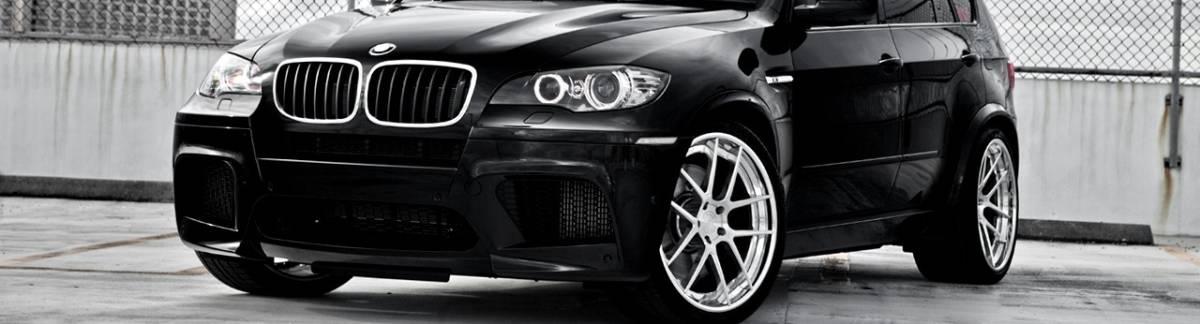 Tuning BMW X5 E70