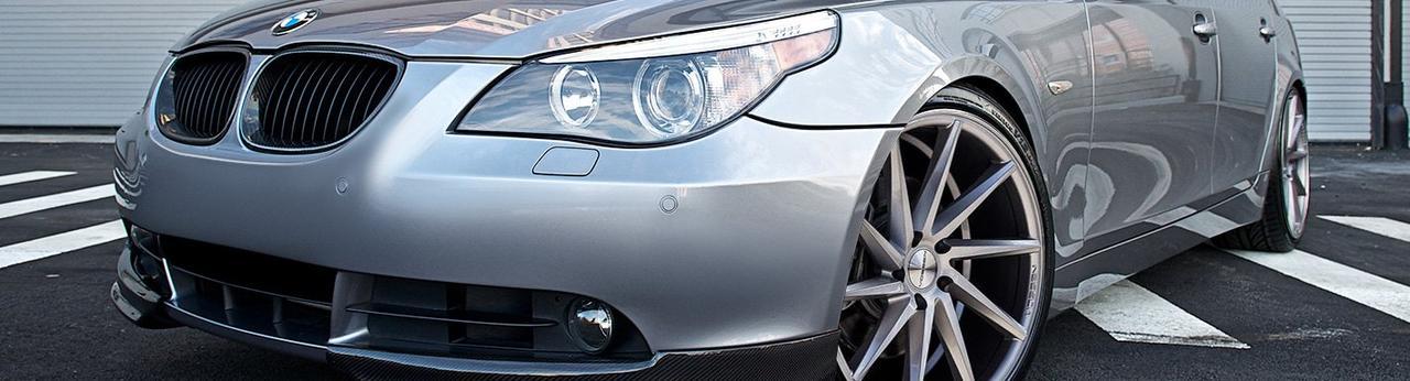 Tuning BMW E60 — Магазин тюнинга Autotuning-BMW.