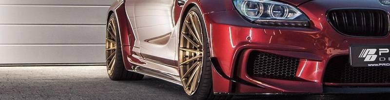 Тюнинг BMW F13