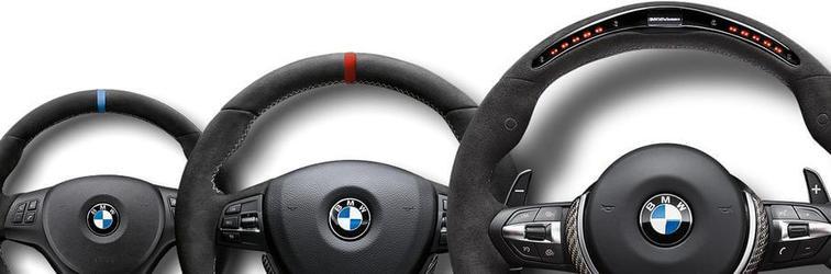 Рулевое колесо BMW M Performance