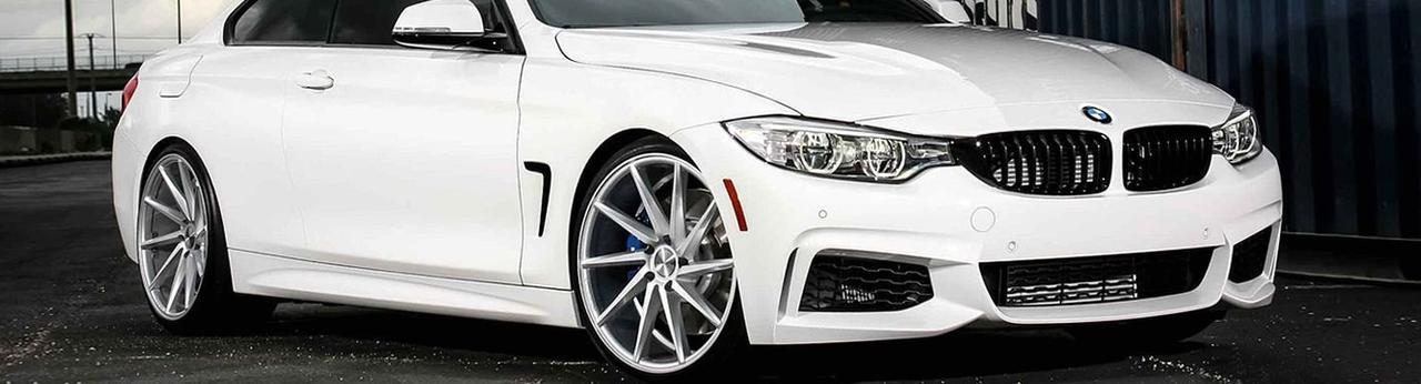 Тюнинг БМВ F32 — Магазин тюнинга AutoTuning-BMW.