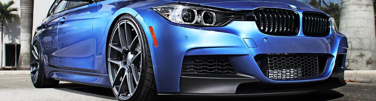 Тюнинг БМВ F30 — Магазин тюнинга Autotuning-BMW