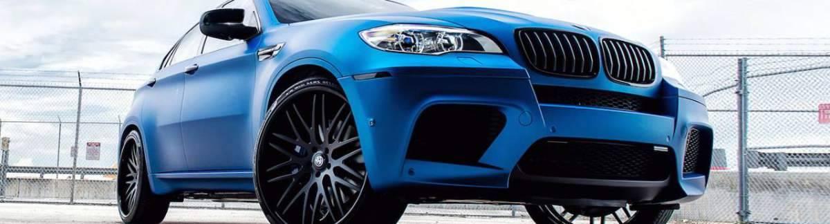 Тюнинг BMW X6 E71 — Магазин тюнинга AutoTuning-BMW.