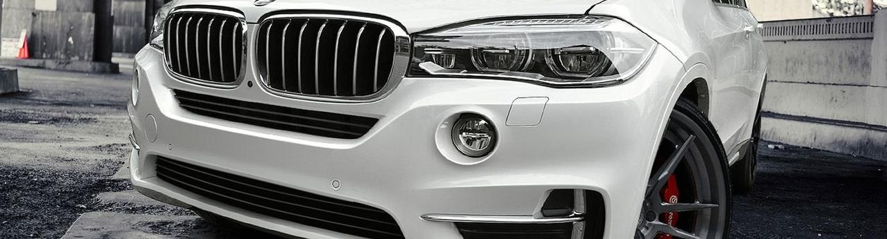 Тюнинг BMW X5 F15 — Магазин тюнинга AutoTuning-BMW.