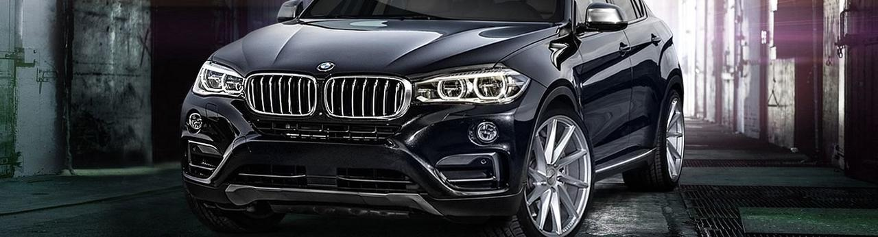 Тюнинг BMW X6 F16 — Магазин тюнинга Autotuning-BMW.