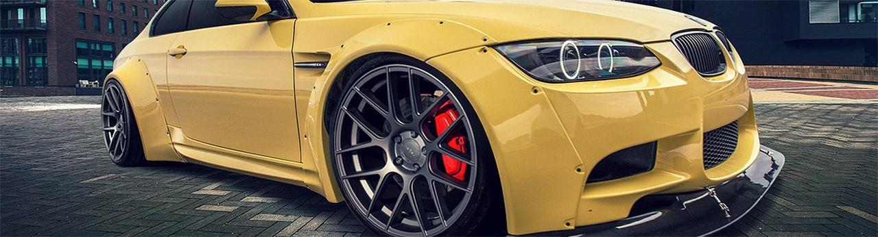 Tuning BMW M3 F80 — Магазин тюнинга Autotuning-BMW.