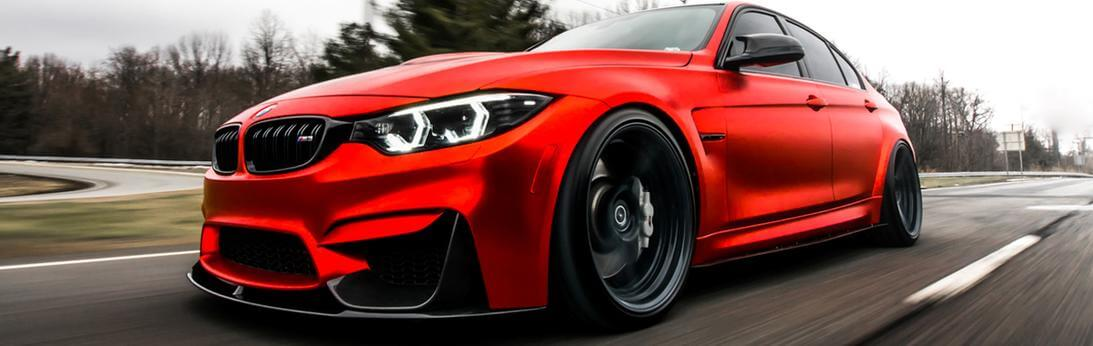 Тюнинг BMW M3 F80 — Магазин Autotuning-BMW.