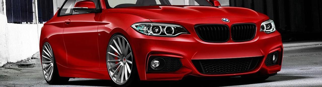 Тюнинг БМВ F22 — Магазин тюнинга Autotuning-BMW.