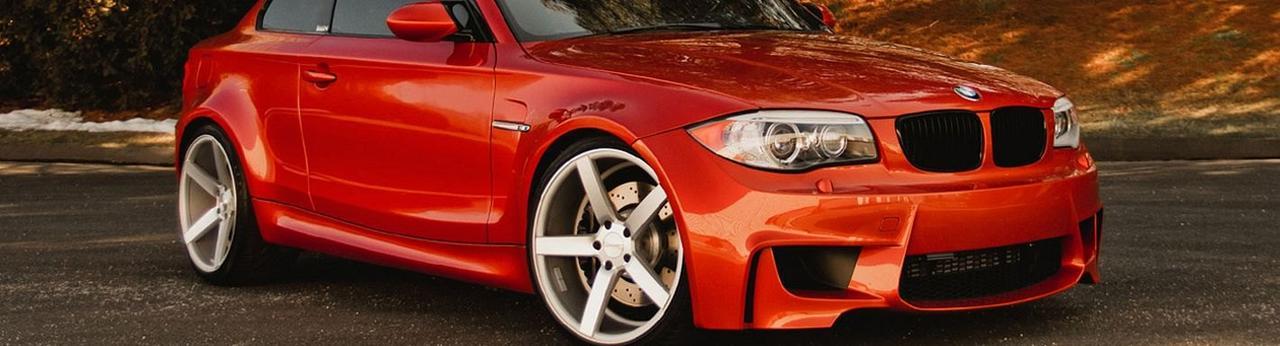 Tuning BMW 1M Coupe — Магазин тюнинга Autotuning-BMW.