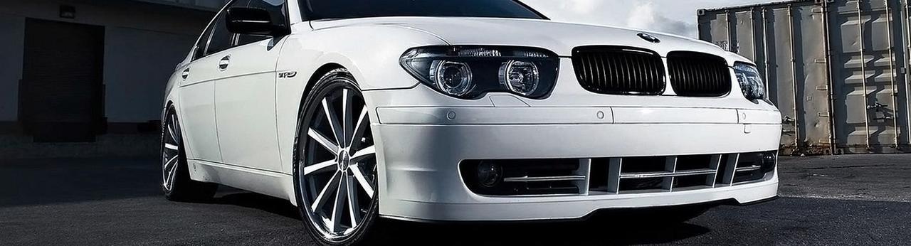 Тюнинг БМВ Е65 — Магазин тюнинга Autotuning-BMW.