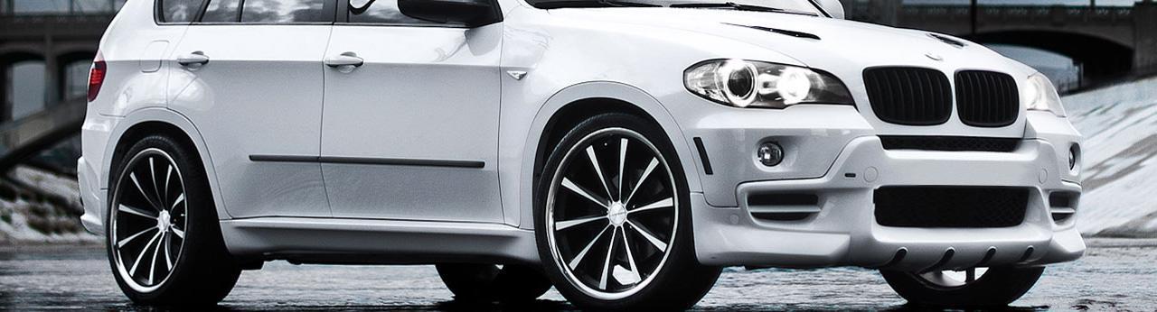 Тюнинг БМВ Х5 Е70 — Магазин тюнинга Autotuning-BMW.