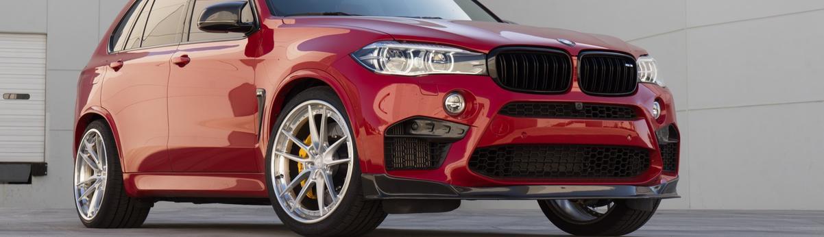 Тюнинг BMW X5M — Магазин тюнинга Autotuning-BMW.