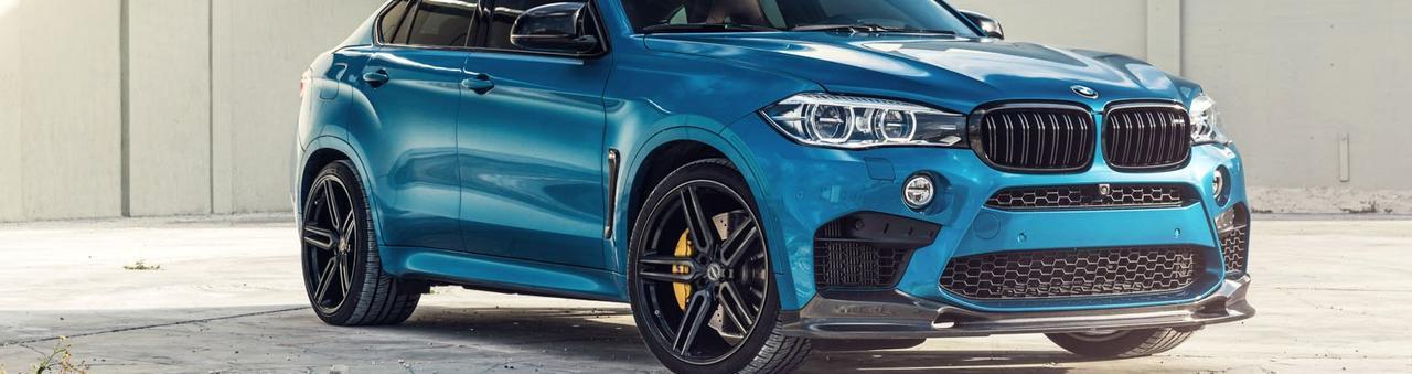 Тюнинг BMW X6M — Магазин тюнинга AutoTuning-BMW.