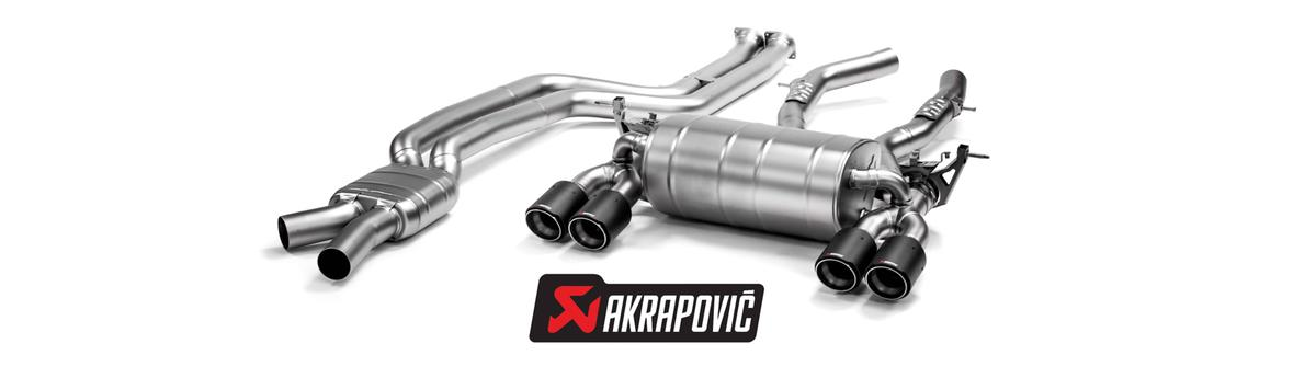 Akrapovic · Магазин тюнинга Autotuning-BMW.