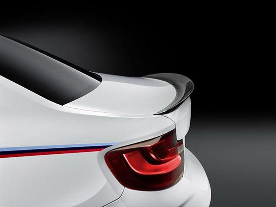 Спойлер BMW M Performance для BMW M2 Coupe