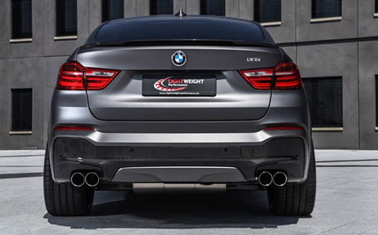 BMW X4 Lightweight