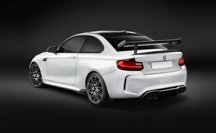 BMW M2 от Alpha-N Performance