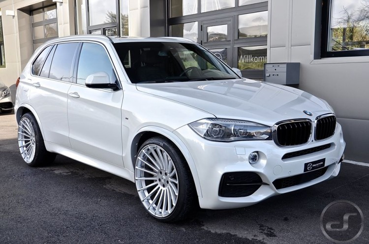 BMW X5 M50d от Hamann и DS Automobile and Autowerke