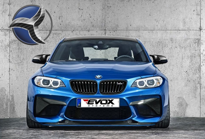 BMW M2 RS от Alpha-N Performance