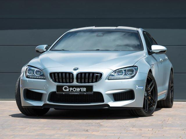 G-Power тюнинг BMW M6 Gran Coupe