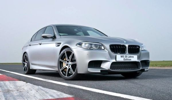 BMW M5 Special Edition