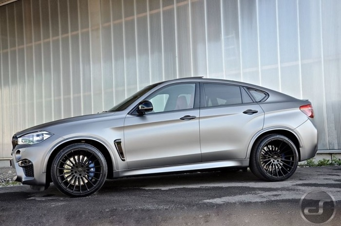 BMW X6M F86 DS Automobile