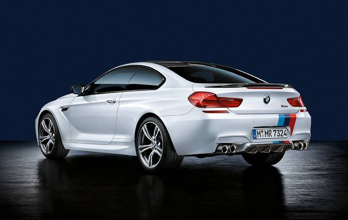 Аксессуары M Performance BMW M5 и BMW M6
