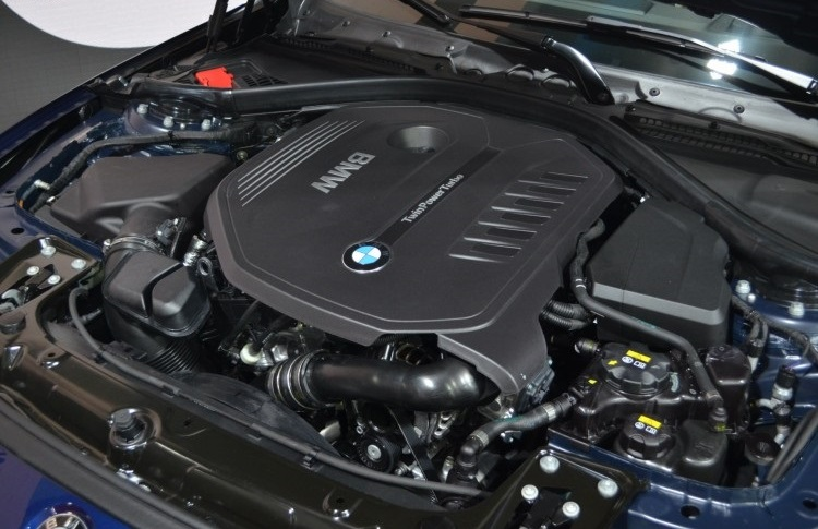 BMW M Performance Power Kit F30 340i