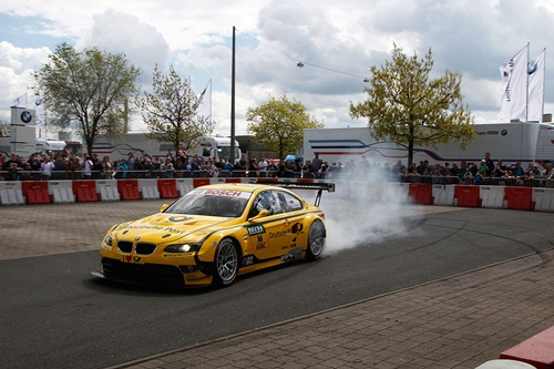 BMW Motorsport Car Launch