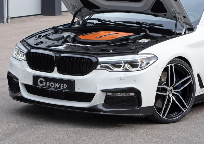 Тюнинг BMW G31 G-Power