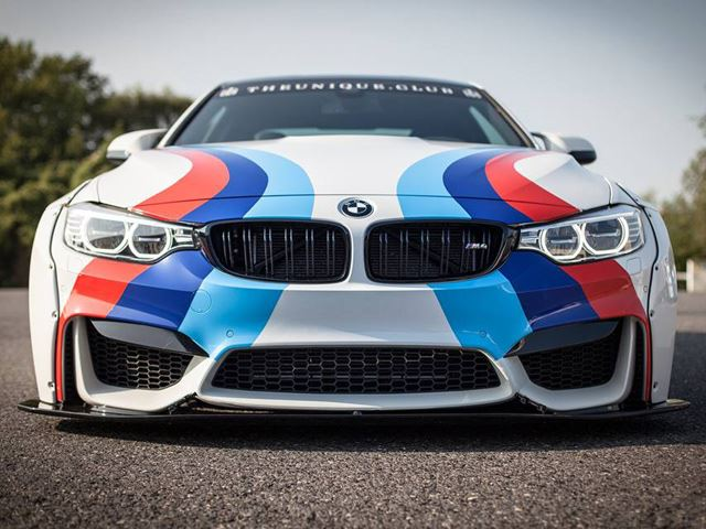 JP Performance - BMW M4 LIBERTY WALK