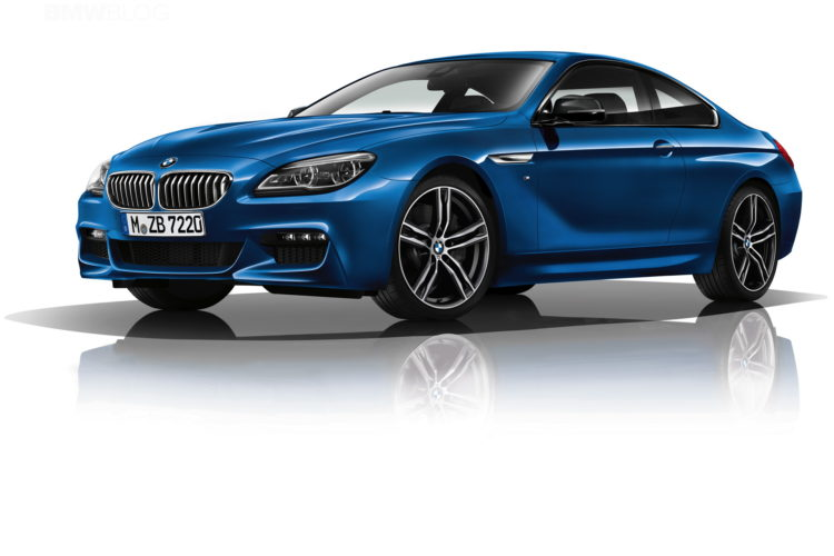 BMW M Sport Limited Edition 6 серии