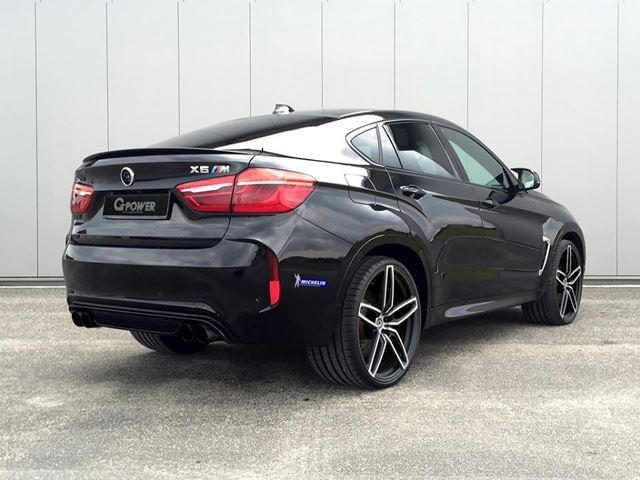 Тюнинг G-Power - BMW X6 M